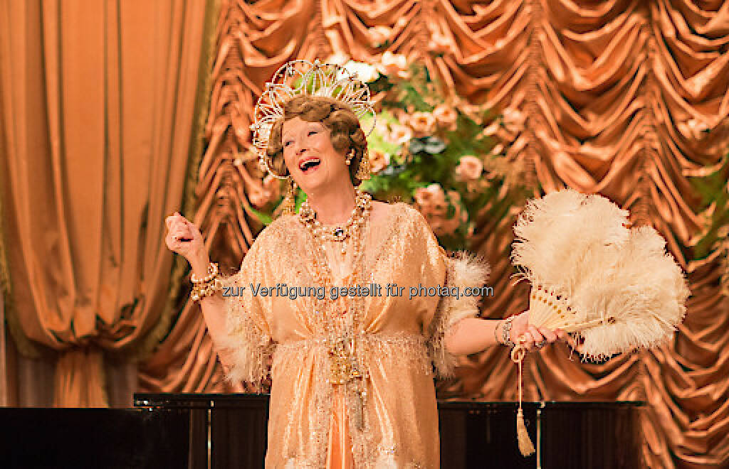 "Meryl Streep in ""Florence Foster Jenkins"" : Trailer ab sofort online : Fotocredit: Constantin Film/Nick Wall, © Aussendung (27.06.2016)"