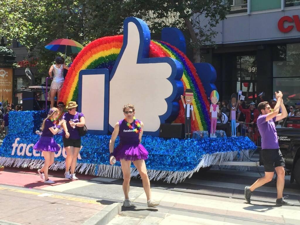 Facebook Pride (c) Christian Röhl (27.06.2016)