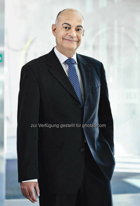 Yvo Locher wird die neu geschaffene Position als Head Global Sales Franke Coffee Systems wahrnehmen : Fotocredit: Franke Group