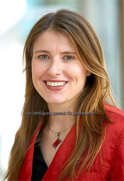 Alexandra Berger-Vogel, Scholdan & Company (19. April) - finanzmarktfoto.at wünscht alles Gute! (19.04.2013)