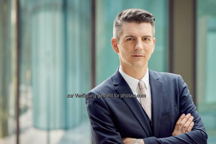 Bosko Skoko neuer Leiter Öffentlichkeitsarbeit der Österreichischen Ärztekammer : Fotocredit: Österreichische Ärztekammer/Christina Häusler