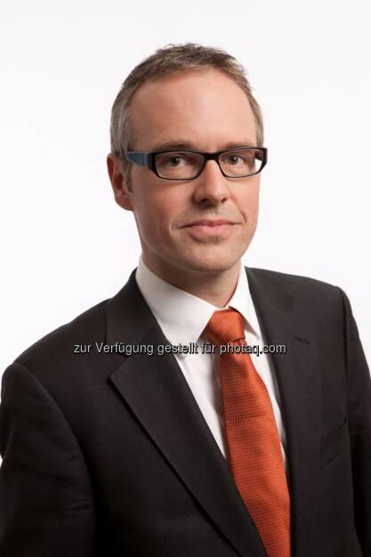 Wolfgang Viehauser : Neuer Privatkundenvorstand der Hypo NOE Gruppe Bank AG : Fotocredit: Hypo NOE/stefan badegruber, © Aussendung (30.06.2016)