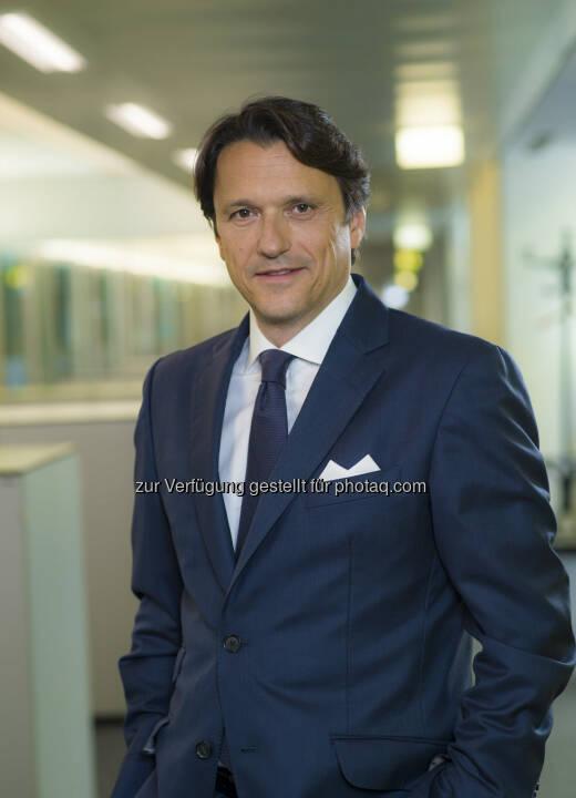 Alexandre Sofianopoulos übernimmt mit 1. Juli 2016 als General Manager von JTI Austria die Agenden von Hagen von Wedel, der in den Ruhestand tritt : Fotocredit: Foto: JTI/Wilke