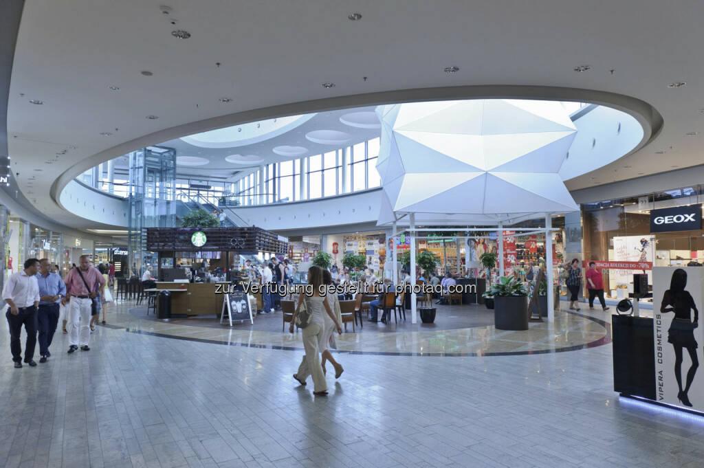 Das Silesia City Center der Immofinanz Group zählt zu den Gewinnern der diesjährigen ICSC European Shopping Center Awards 2013. Das International Council of Shopping Centers ist die führende globale Branchenvereinigung, die jährlich die besten Retail-Developments kürt. Credit: Immofinanz/APA-Fotoservice/PAP-Wojciech Pacewicz (19.04.2013)