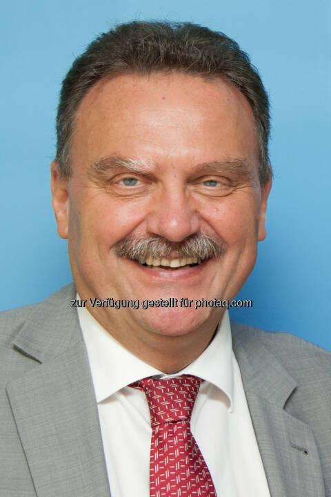 Friedrich Pöltl : Neuer Obmannstellvertreter in der AUVA : Fotocredit: Raimund Gryc/Auva