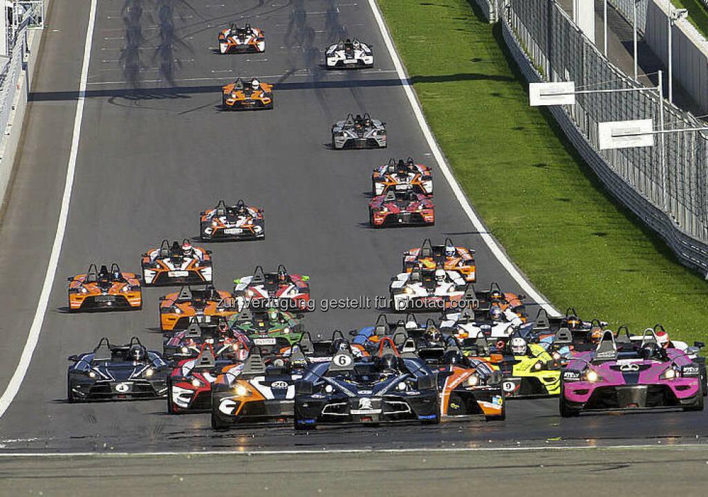 KTM: Die X-Bow-Battle geht in die 4. Saison (c) KTM (19.04.2013)