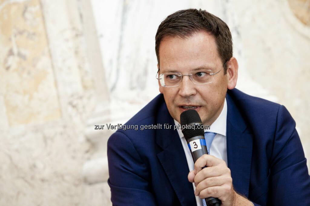 Klaus Kumpfmüller Vorstand Finanzmarktaufsicht FMA, © Michèle Pauty (01.07.2016)