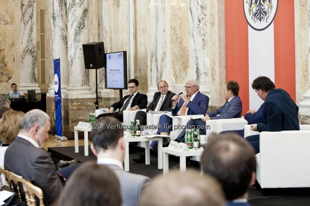 Claus Raidl, Präsident der Österreichischen Nationalbank, © Michèle Pauty (01.07.2016)