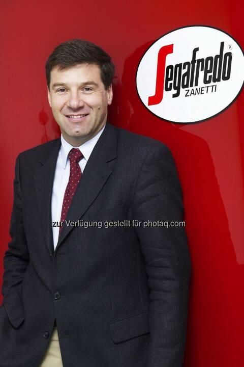 Wolfgang Reichl, neuer GF Segafredo Zanetti Austria : Fotocredit: Wild & Team