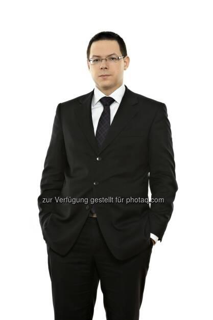 Stefan Paulmayer (Counsel) : Mit 1.7.2016 Counsel der zentral- und osteuropäischen Rechtsanwaltskanzlei Schönherr : Fotocredit: Schönherr, © Aussendung (01.07.2016)