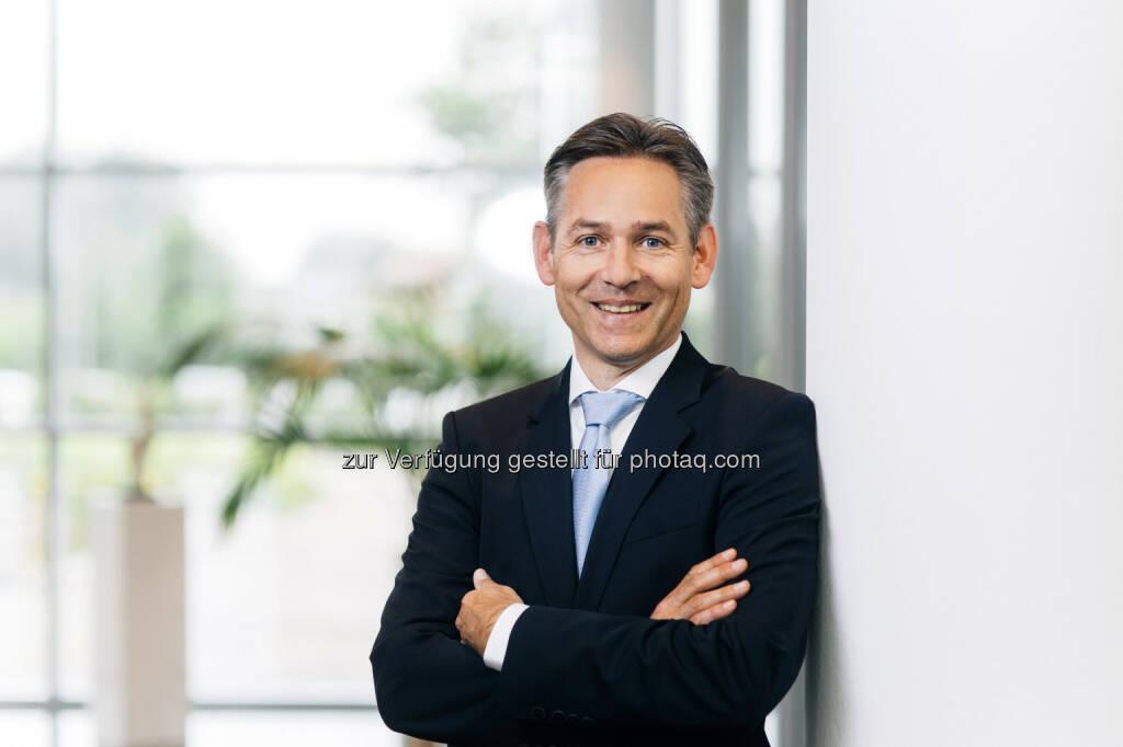 Norbert Rotter : Neuer Vorstandsvorsitzender der itelligence AG : Fotocredit: obs/itelligence/Michael Adamski, © Aussender (01.07.2016)