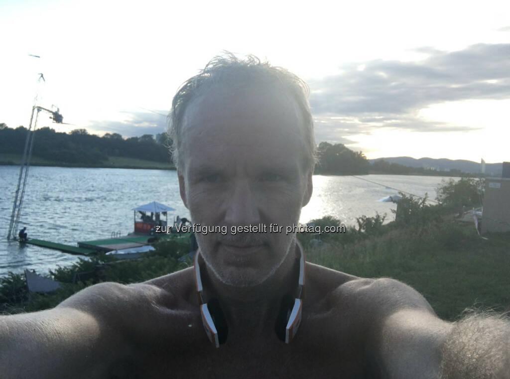 Ziel beim Wasserschilift (03.07.2016)