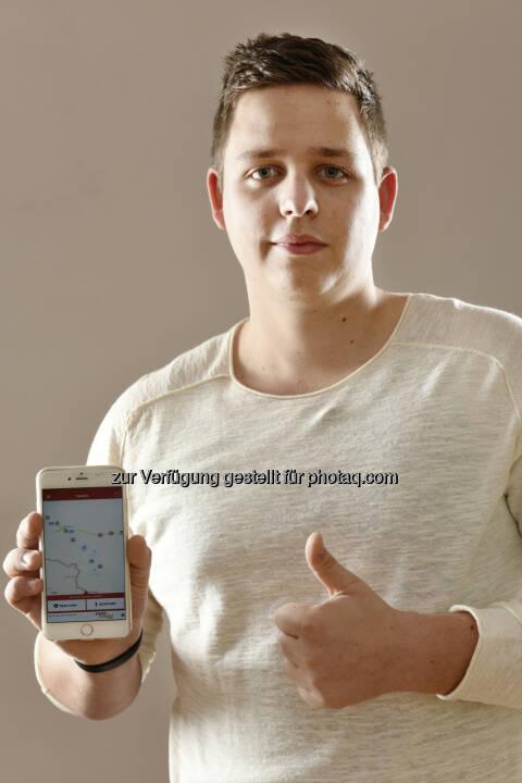 Dominik Sattler, GF Spector AG : Spector mit positiver Bilanz und 3-Stufen-Plan : Fotocredit: Spector AG