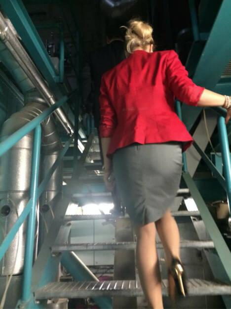 Industrie Aufstieg Aufwärts by Alexandra Rosinger (04.07.2016)