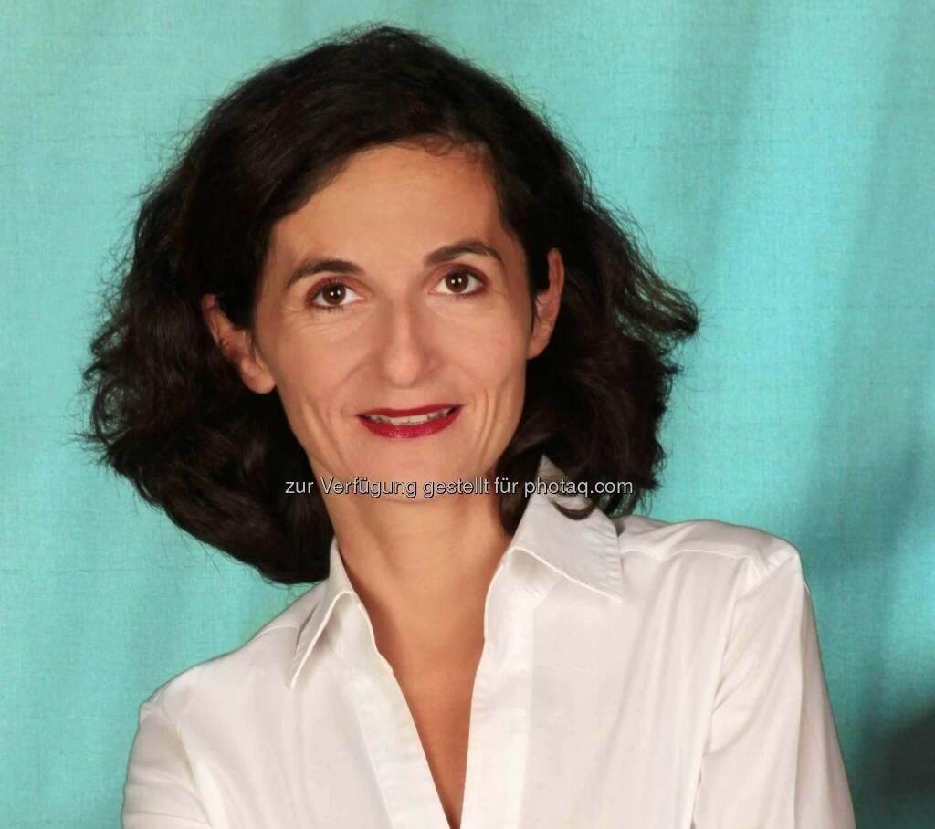Artemis Vakianis zur neuen kaufmännischen Vizepräsidentin des FWF bestellt : Amtsantritt ist Anfang September 2016 : Fotocredit: Elisabeth Furgler, © Aussender (04.07.2016)