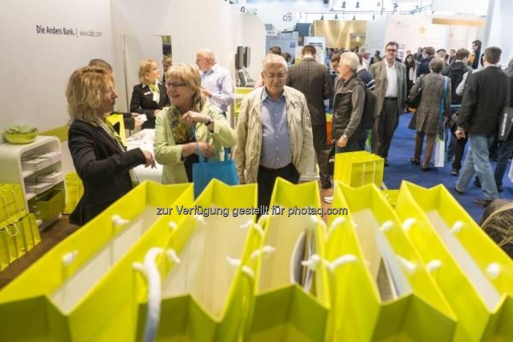 Sackerln, Invest 2013 in Stuttgart - http://www.messe-stuttgart.de/invest/ (19.04.2013)