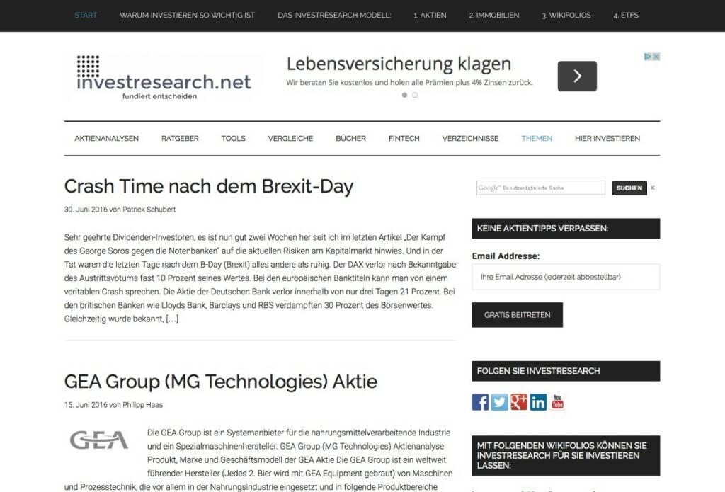 Philipp Haas - http://investresearch.net - Social-Trading-Sonderpreis, © beigestellt (05.07.2016)