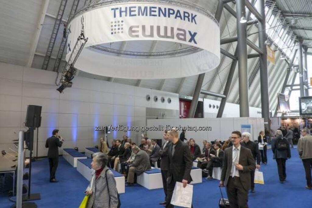 Euwax, Invest 2013 in Stuttgart - http://www.messe-stuttgart.de/invest/ (19.04.2013)