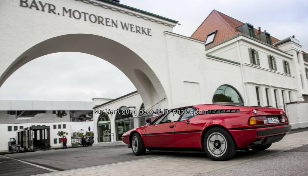 Die neue Heimat der BMW Group Classic : Zurück zu den Wurzeln: Neuer Standort der BMW Group Classic vollständig in Betrieb genommen : Fotocredit: ©BMW Group , © Aussendung (07.07.2016)