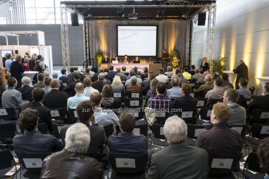 Invest 2013 in Stuttgart - http://www.messe-stuttgart.de/invest/ (19.04.2013)