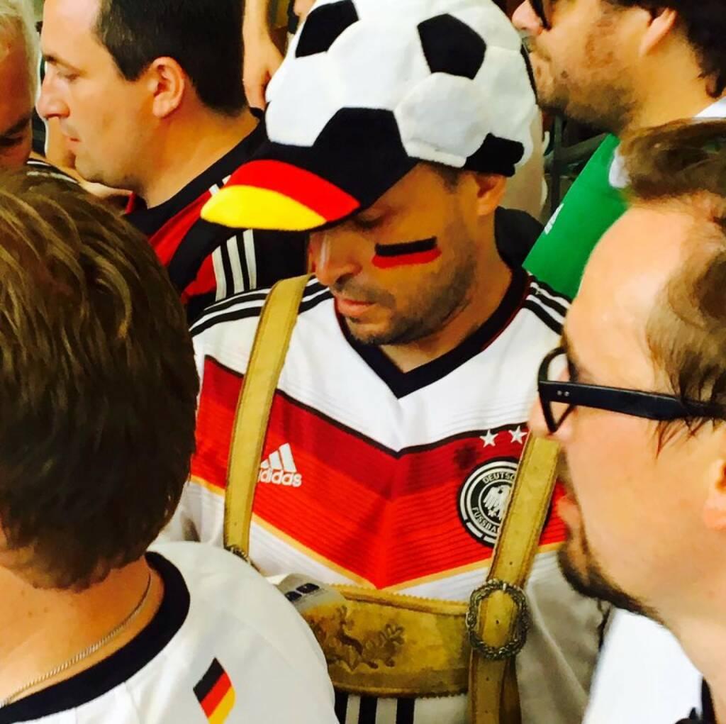 Deutschland, DAX, traurig (08.07.2016)
