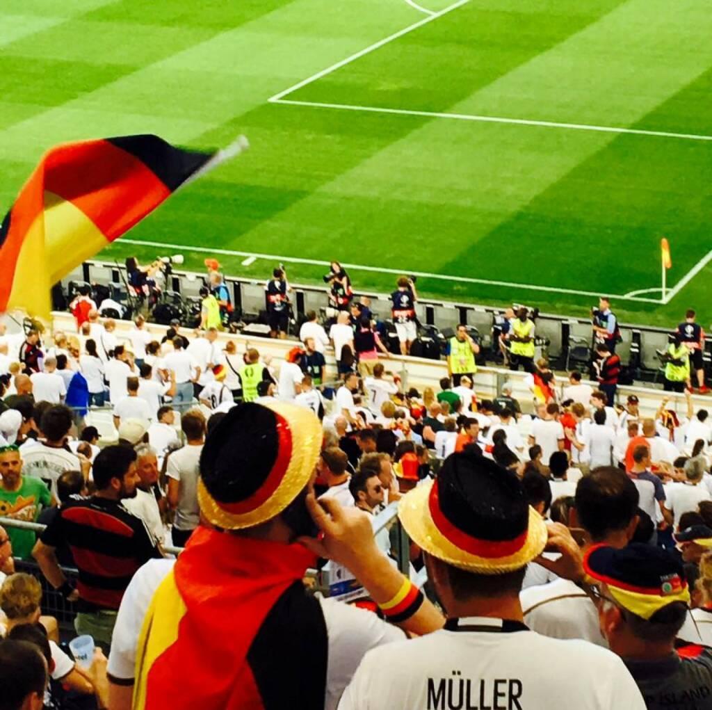 Deutschland, DAX (08.07.2016)