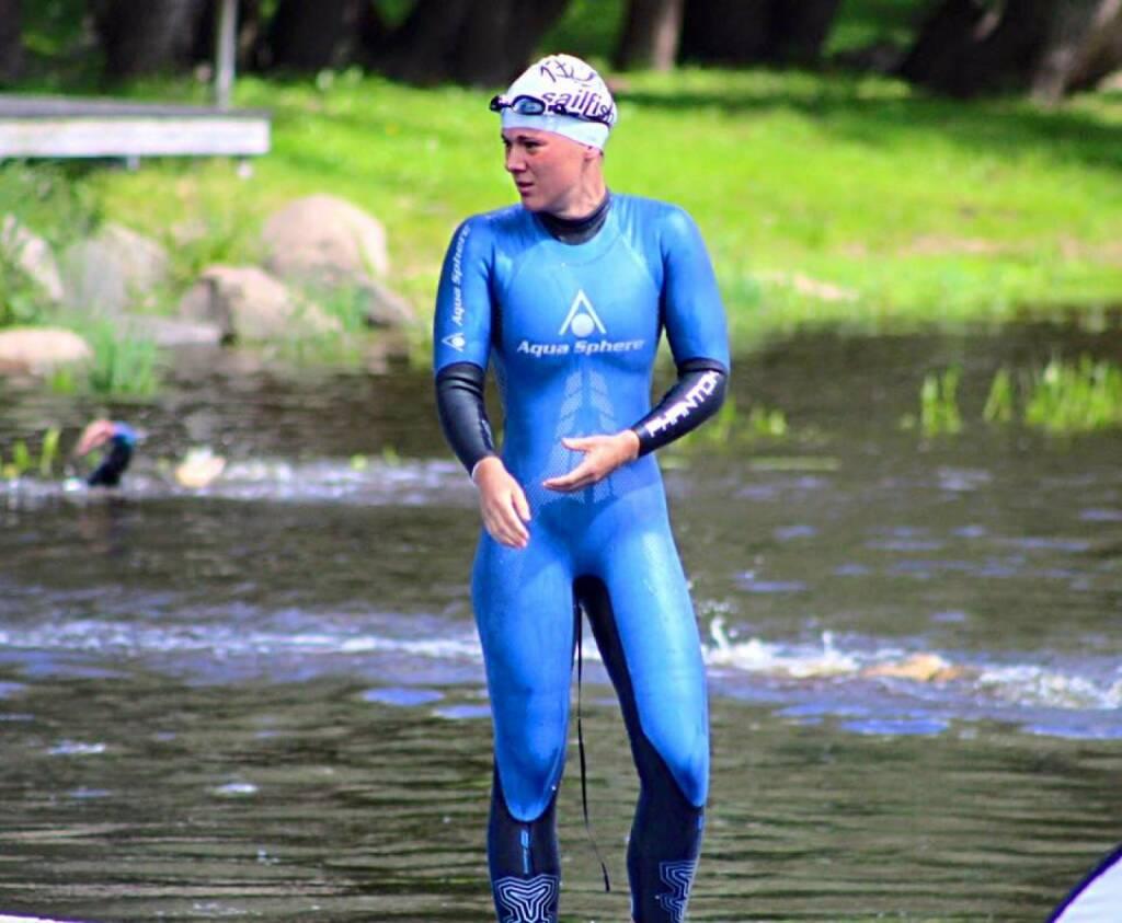 Tanja Stroschneider in Tartu , © Tanja Stroschneider (10.07.2016)