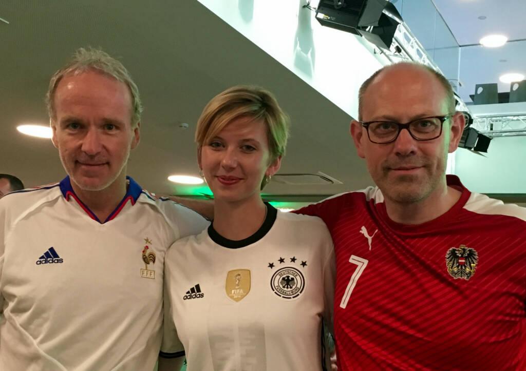 Frankreich, Deutschland, Österreich Drei (11.07.2016)
