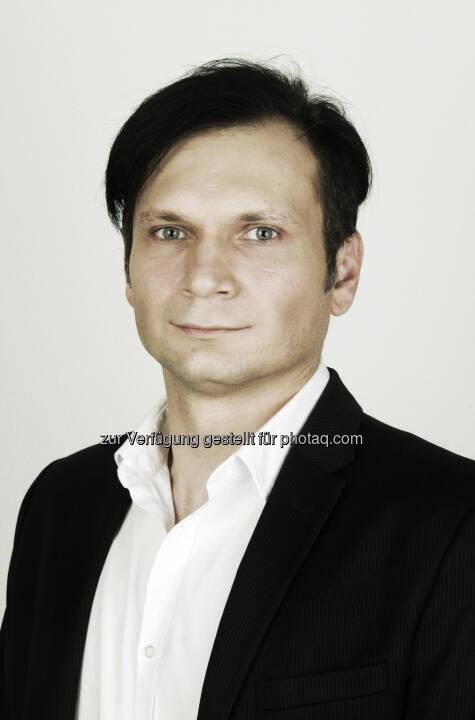 Radomir Jedrasiak : Neuer Creative Director bei Welldone Werbung und PR GmbH : Fotocredit: Radomir Jedrasiak