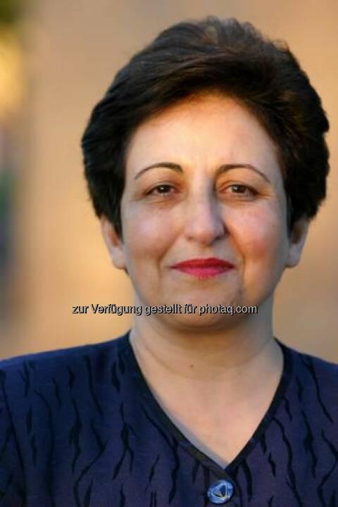 Shirin Ebadi (im Exil lebende Friedensnobelpreisträgerin) : live im TV: Talk im Hangar-7 : Der Islam und wir: Nichts als Ärger? Donnerstag, 14. Juli, ab 22:15 Uhr : Fotocredit: Ana Elisa Fuentes Flickr