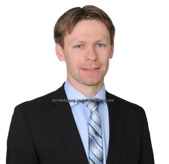 Sergey Goncharov : Als Credit Analyst Verstärkung der Fixed-Income-Boutique bei Vontobel Asset Management : Fotocredit: Vontobel Asset Management
