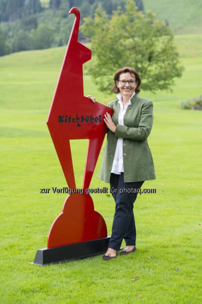 Brigitte Schlögl wird Tourismusdirektorin in Kitzbühel : Fotocredit: Kitzbühel Tourismus/Gerhard Berger, © Aussender (12.07.2016)