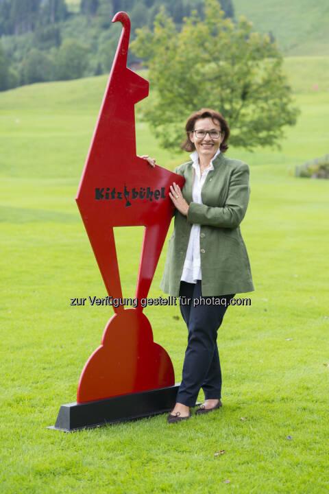 Brigitte Schlögl wird Tourismusdirektorin in Kitzbühel : Fotocredit: Kitzbühel Tourismus/Gerhard Berger