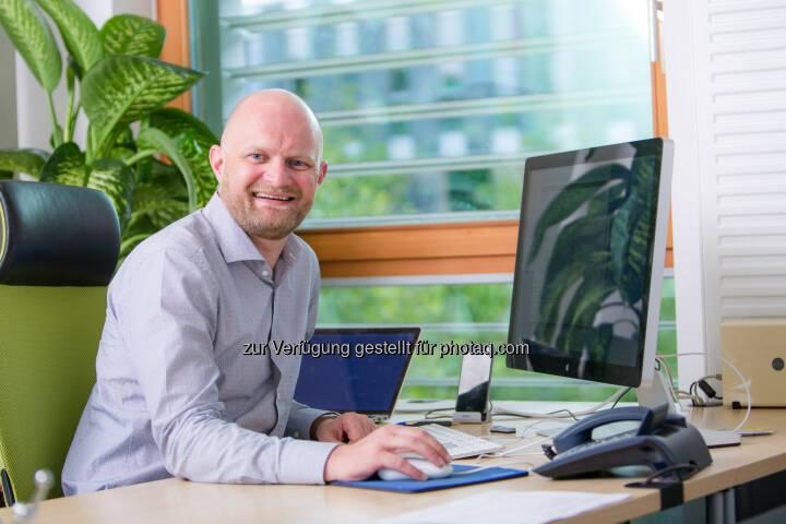 Michael Saringer (GF Peaksolution GmbH)  : Österreichischer «One-Stop-Shop» Peaksolution erobert den Schweizer Tourismus : Fotocredit: Peaksolution GmbH/Gasser