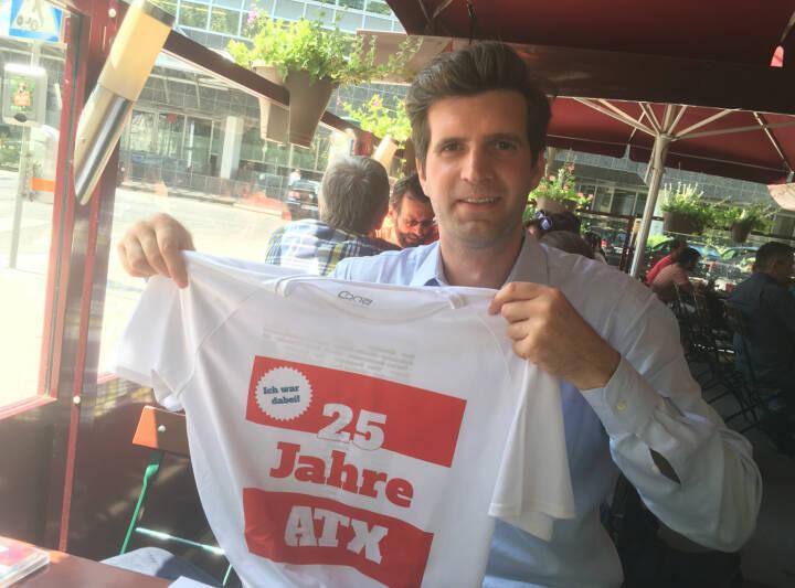 Clemens Billek - 25 Jahre ATX