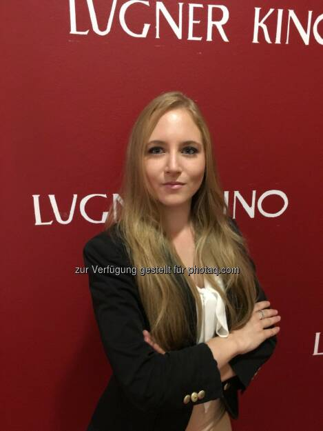 Jacqueline Lugner übernimmt Management der Lugner Kino GmbH : Fotocredit: Adshare GmbH/Lugner Kino GmbH, © Aussendung (13.07.2016)