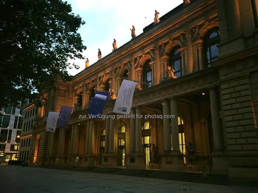 Börse Frankfurt DSW (13.07.2016)