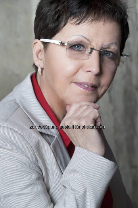 Rosa Aspalter (Leitung KiloCoach Internerportale GmbH) : Änderung des Gesundheitsverhaltens mit Hilfe von KiloCoachTM : Fotocredit: KiloCoach Internetportale GmbH/Stadlmann
