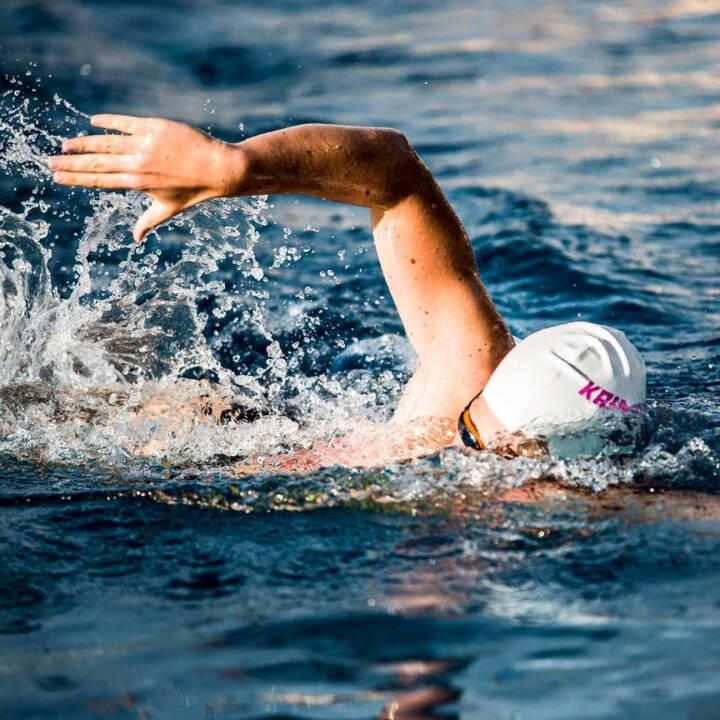 Tanja Stroschneider, schwimmen, kraulen, Photography: Sabine Pata