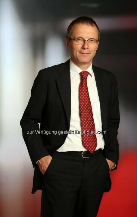 Christian Heger, Chief Investment Officer bei HSBC Global Asset Management (Deutschland) : Droht Weltrezession nach Brexit-Entscheidung? : Fotocredit: HSBC Global Asset Management/public imaging