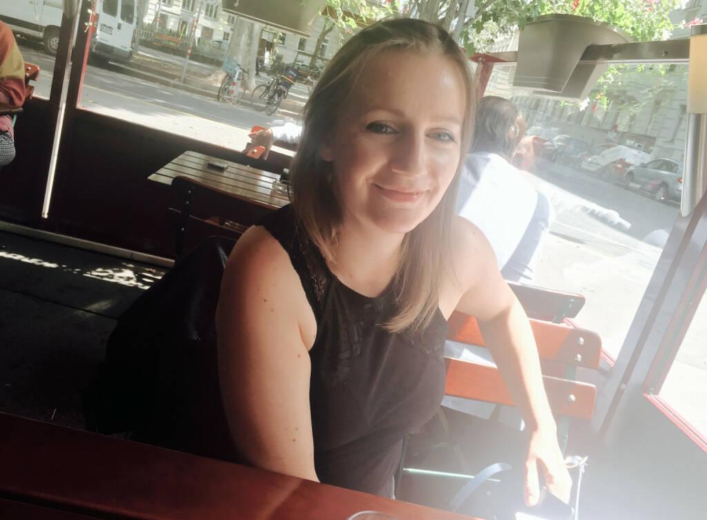 Mit Elisabeth Oberndorfer, Fillmore (15.07.2016)