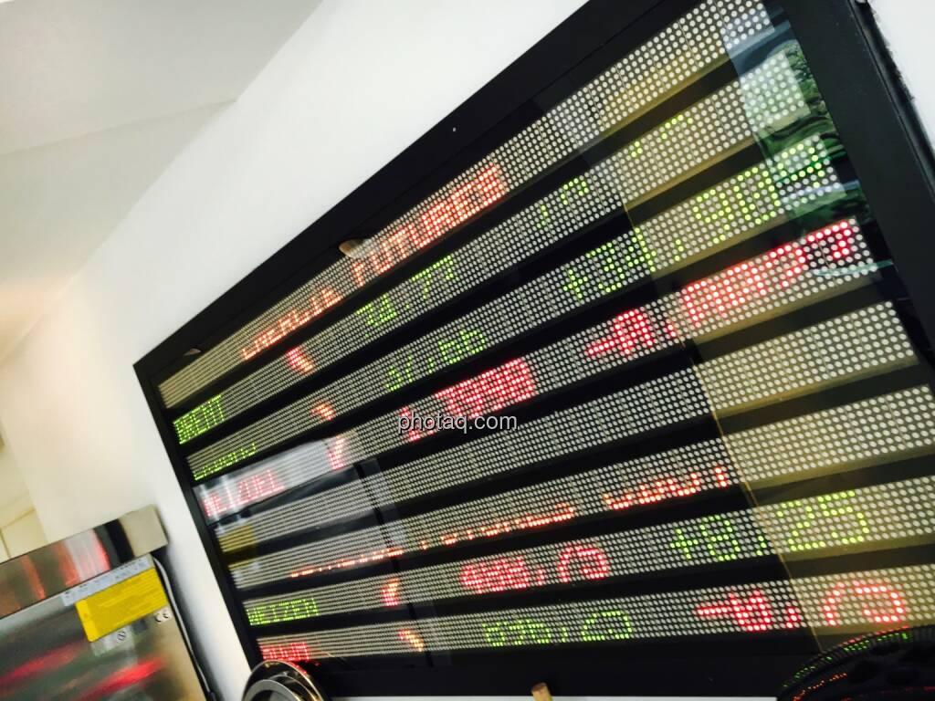 Futures, Trading, © Josef Chladek/photaq.com (16.07.2016)