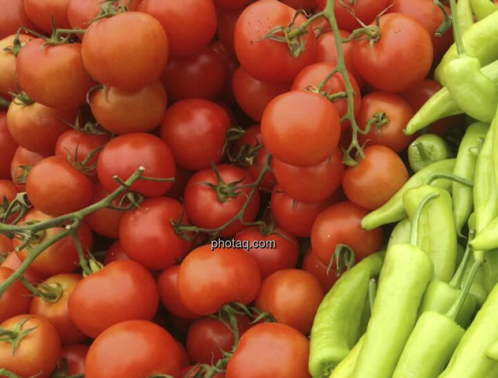 Ein Börsetag mit viel rot und wenig grün