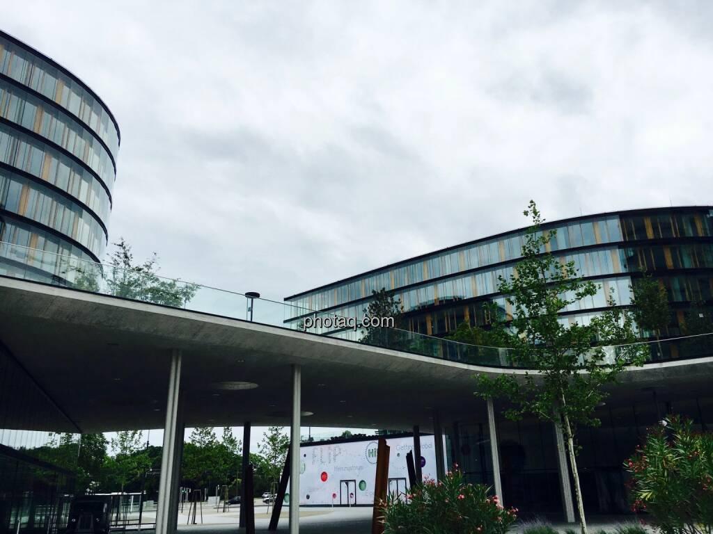 Erste Campus, © photaq.com (16.07.2016)