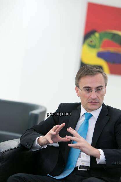 Josef Schuch (Deloitte), © Martina Draper (15.12.2012)