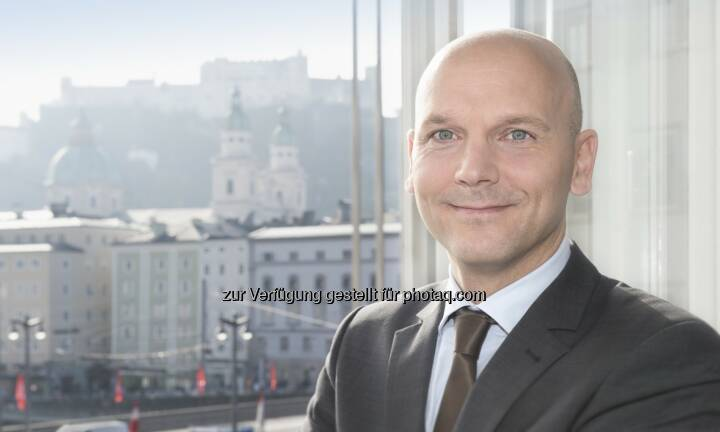 Martin Apprich (GF der neuen Spängler Immobilien GmbH) : Bankhaus Spängler gründet neue Immobilien-Gesellschaft : Fotocredit: Spängler Immobilien