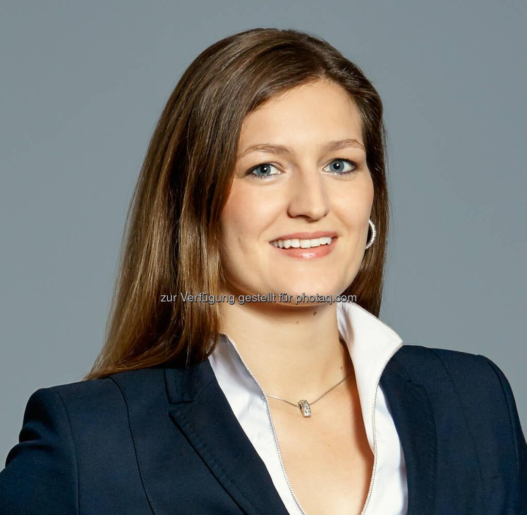 """Sandra Windbichler verstärkt das Team """"Finanzierung & Treasury"""" bei S Immo AG : Fotocredit: S Immo AG/Häusler, © Aussender (19.07.2016)"""