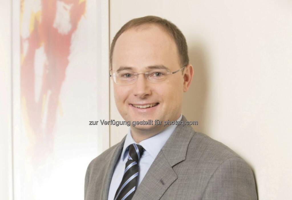 Gerold Permoser neuer Chief Investment Officer (CIO) der Erste Asset Management und Erste-Sparinvest (c) Aussendung (22.04.2013)
