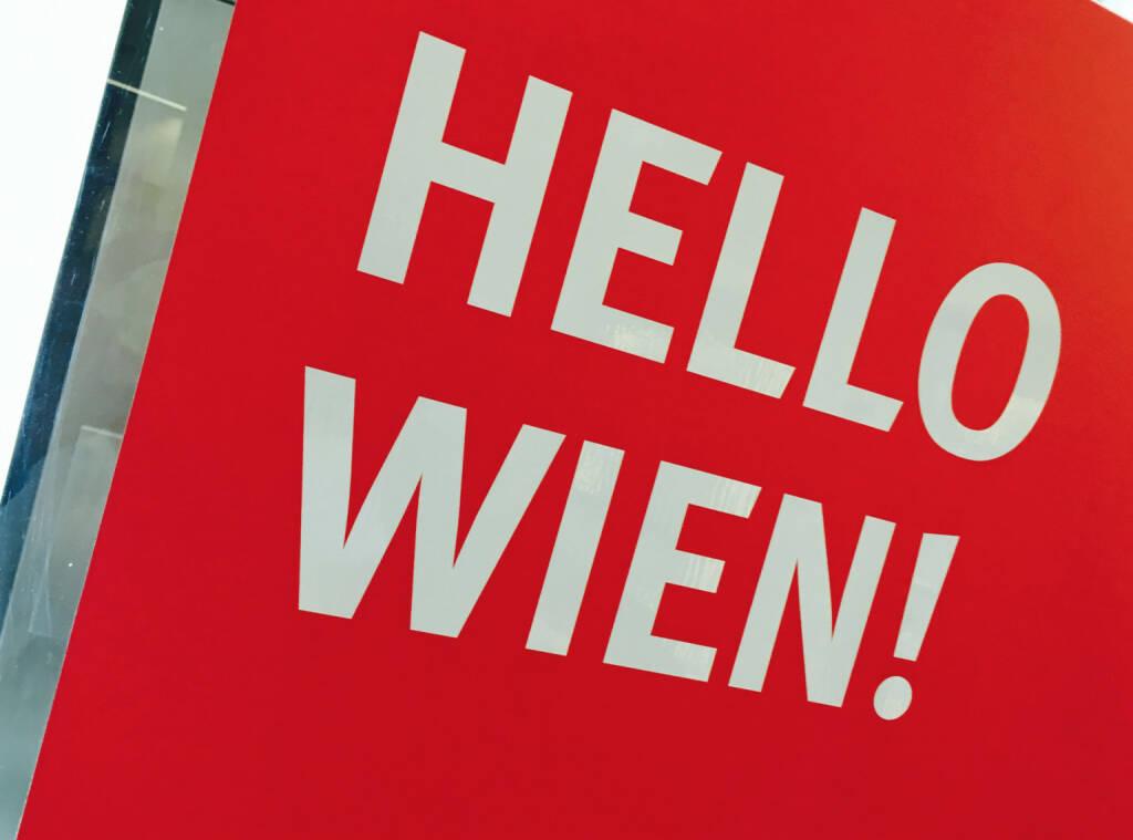 Hello Wien, © diverse photaq (22.07.2016)