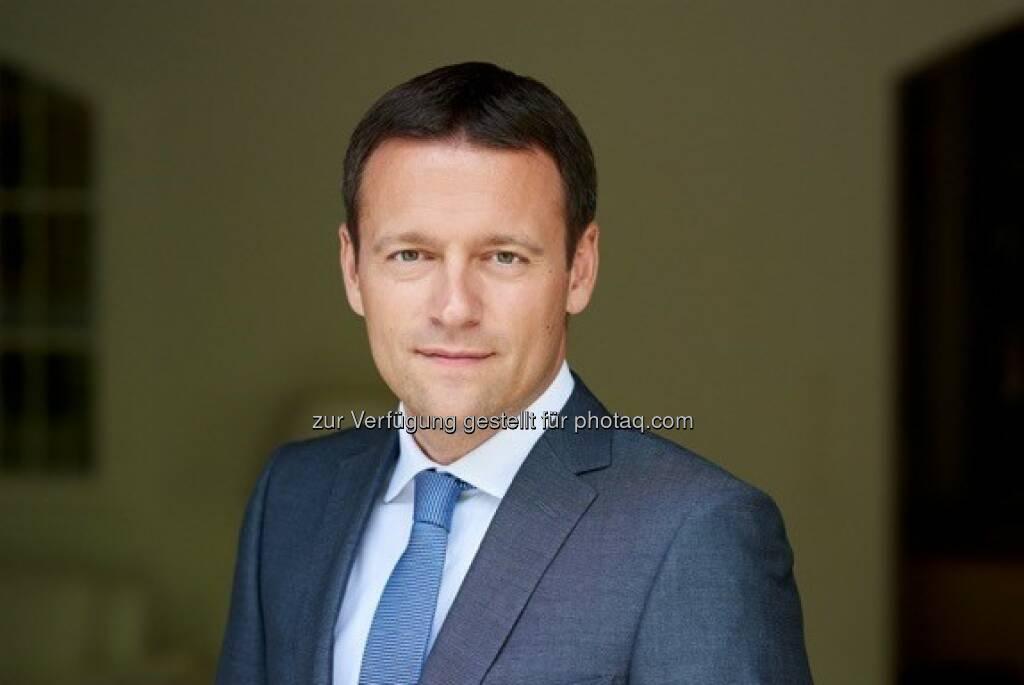 Michael Degen neuer Partner bei Maklerkanzlei VERAG Veselka-Mittendorfer-Wanik : Fotocredit: Michael Inmann, © Aussendung (22.07.2016)